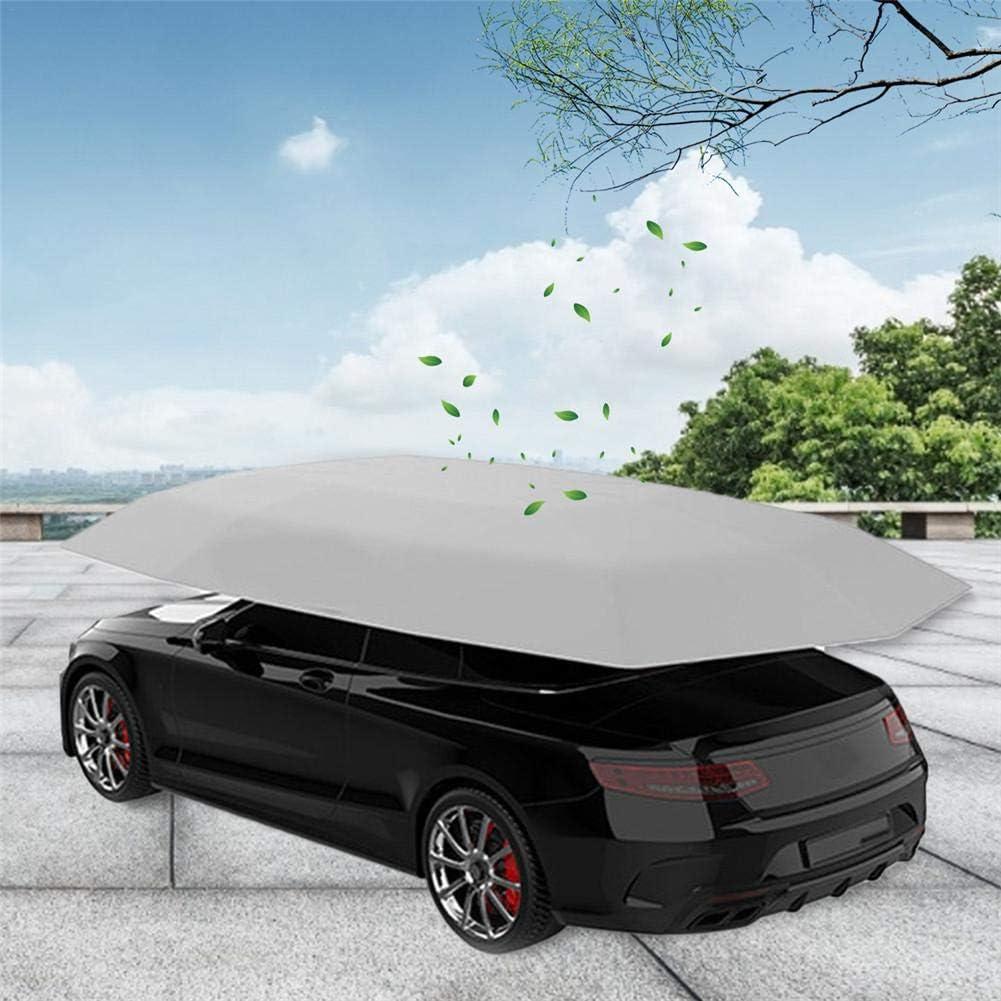 cuckoo-X Auto Zelt Wasserdichter Staubdichter UVschnee-Schutz Automatik Auto Zelt Tragbar Car Umbrella Sonnenschirm Und Regenschutz F/ürs Auto Senkt Innentemperatur Auto Zelt Plane 177,17 90,55 In