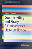 Counterfeiting and Piracy: A Comprehensive Literature Review