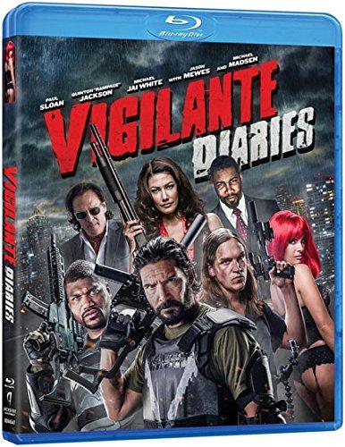 Vigilante Diaries [Blu-ray]