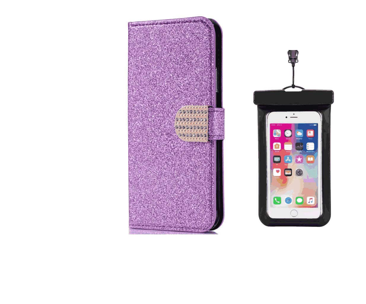 Design Cell Mobile Phone Case with Free Waterproof Case Flip Case for iPhone 11 Shockproof Ultra Thin Protective Cover