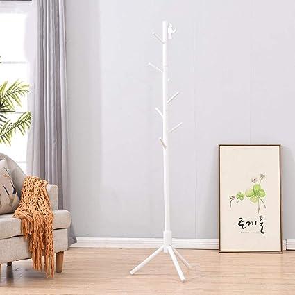 Costruire Un Attaccapanni In Legno.Gereton Floor Hanger Stand Appendiabiti In Legno Massello Cartoon