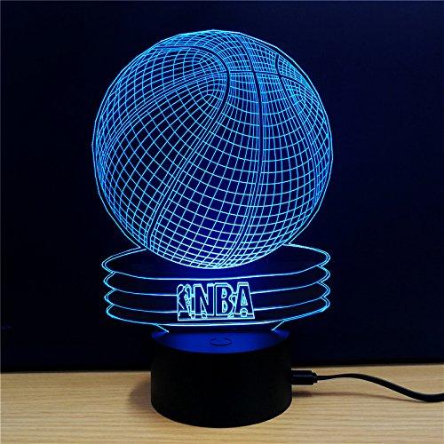Nba Sport Lamp - 1