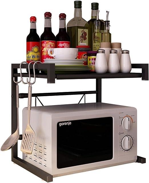 Electrodomésticos de Cocina Horno Microondas Estante Horno ...