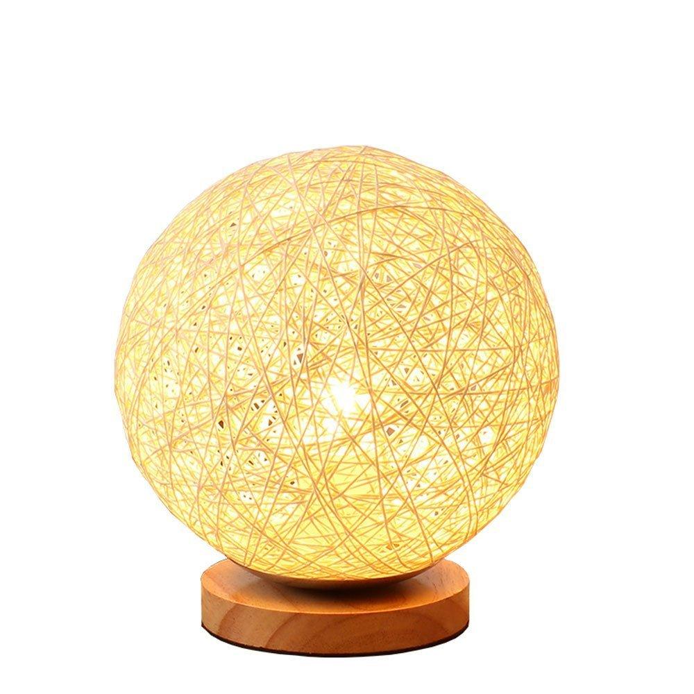 Yaojiaju 10 W RGB Desk Lamp, Lamp, Lamp, lámpara de noche dormitorio de cama bombillas a LED Modern Romantic Night lampes lámparas de mesa Luz LED f77c70