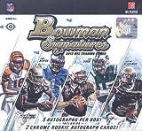 2012 bowman football - 2012 Bowman Signatures Football Hobby Box