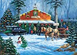Buffalo Games - Holiday Collection - Holiday Tradition - 500 Piece Jigsaw Puzzle