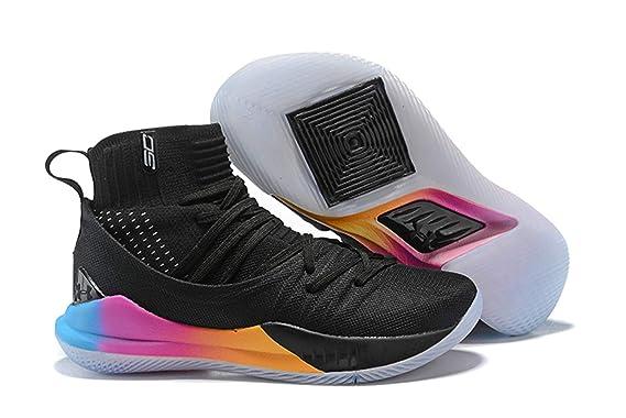 b74146c78bad Bazi Sport UA Men s Under Armour Curry 5 Hight Basketball Shoes 10 ...