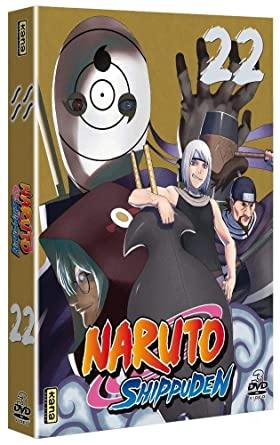 Naruto Shippuden - Vol. 22 [Francia] [DVD]: Amazon.es ...
