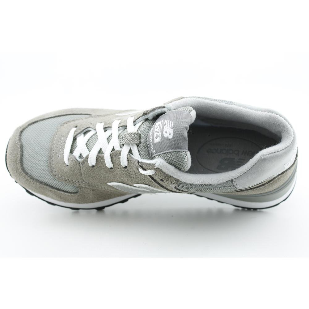 New Balance M574GS Herren Sneaker Grey/Silver