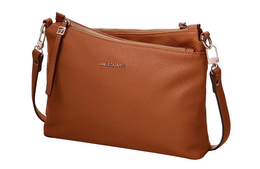 Multi Pockets Satchel for Women Crossbody Bag Shoulder Purse Women Tote Bag Pu Leather