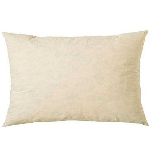 Linum interior cojines de plumas para fundas de almohada N05 ...