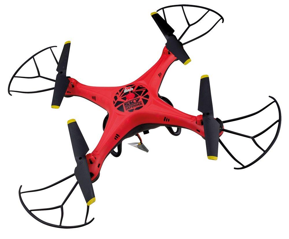 Europlay 30083 dron, Sky Defender: Amazon.es: Juguetes y juegos