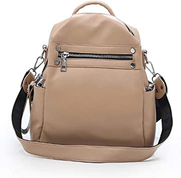 Womens Designer Style Fashionable Girls Rucksack Ladies Backpack Purse Small Bag