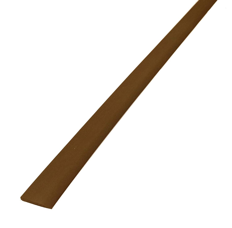 JHGHK Copper Tube Easy to Weld Diameter 1mm 1m,Thickness 15mm Length