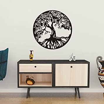 Amazoncom Flywalld Celtic Tree Of Life Wall Art Decal Family Tree