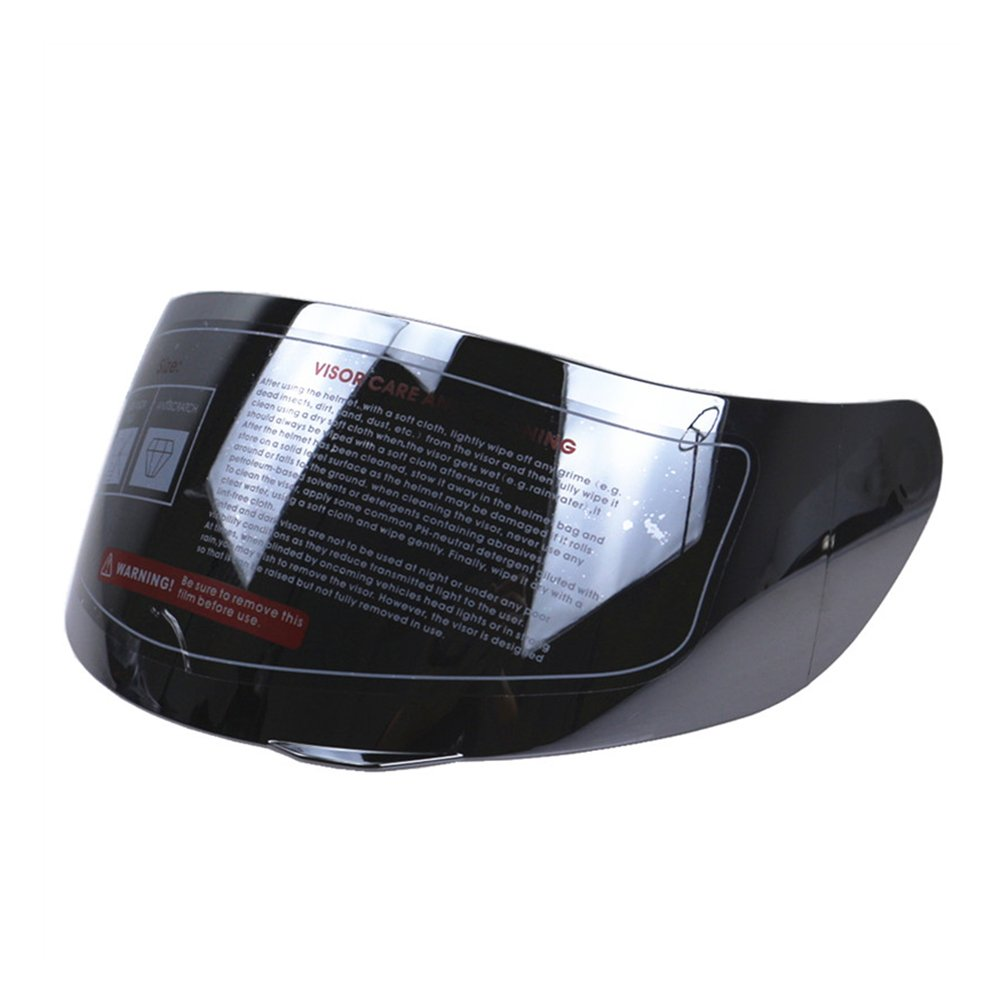 Anti-scratch Full Face Shield UV Motorcycle Helmet For 316 902 AGV K5 K3SV Walmeck