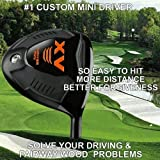 #1 MINI Golf Driver Taylor Fit Made Illegal Distance Long Driver Custom PGA Club