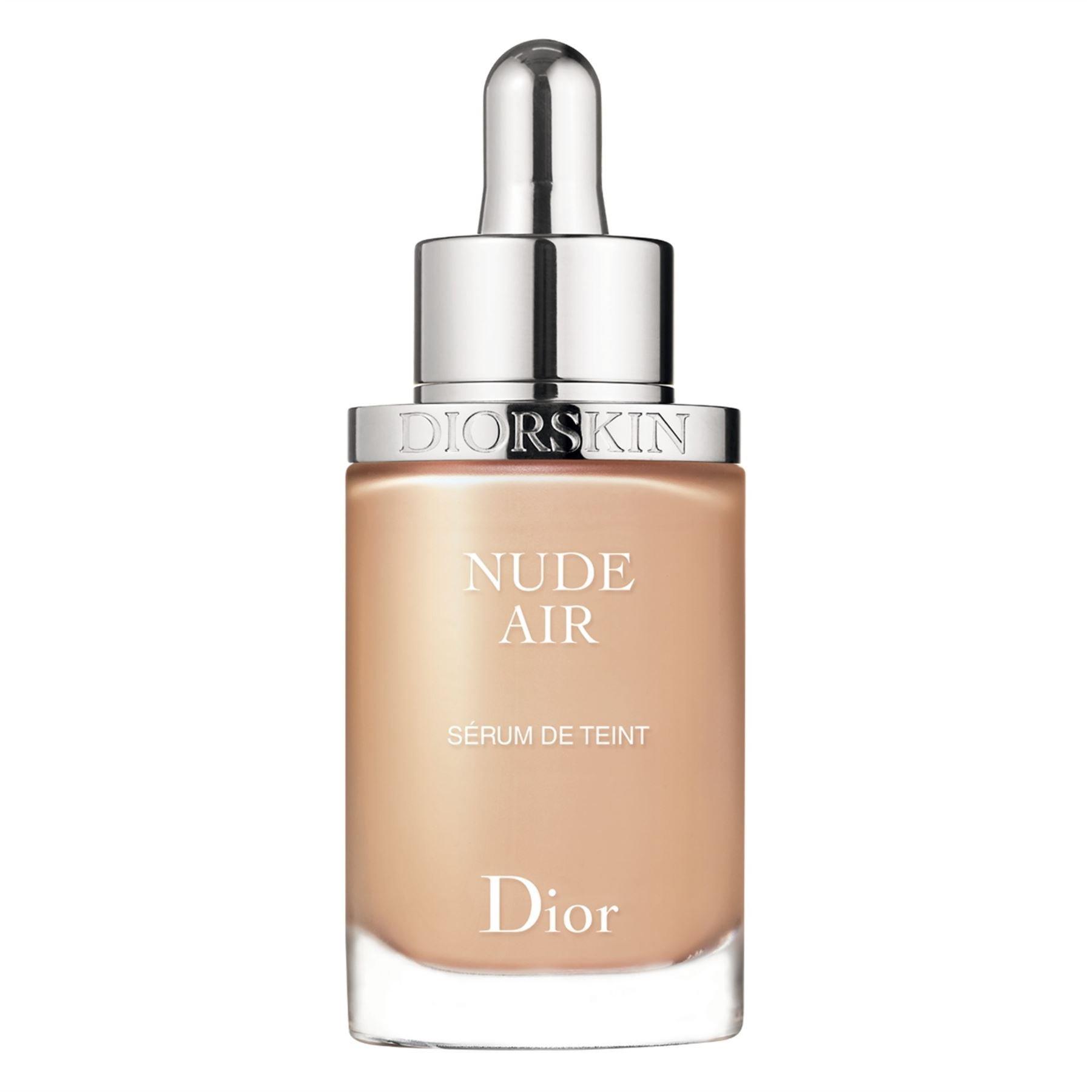 Dior Diorskin Nude Air Fluid Foundation 020 Light Beige - Pack of 2