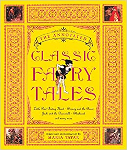 Amazon.com: The Annotated Classic Fairy Tales (9780393051636 ...