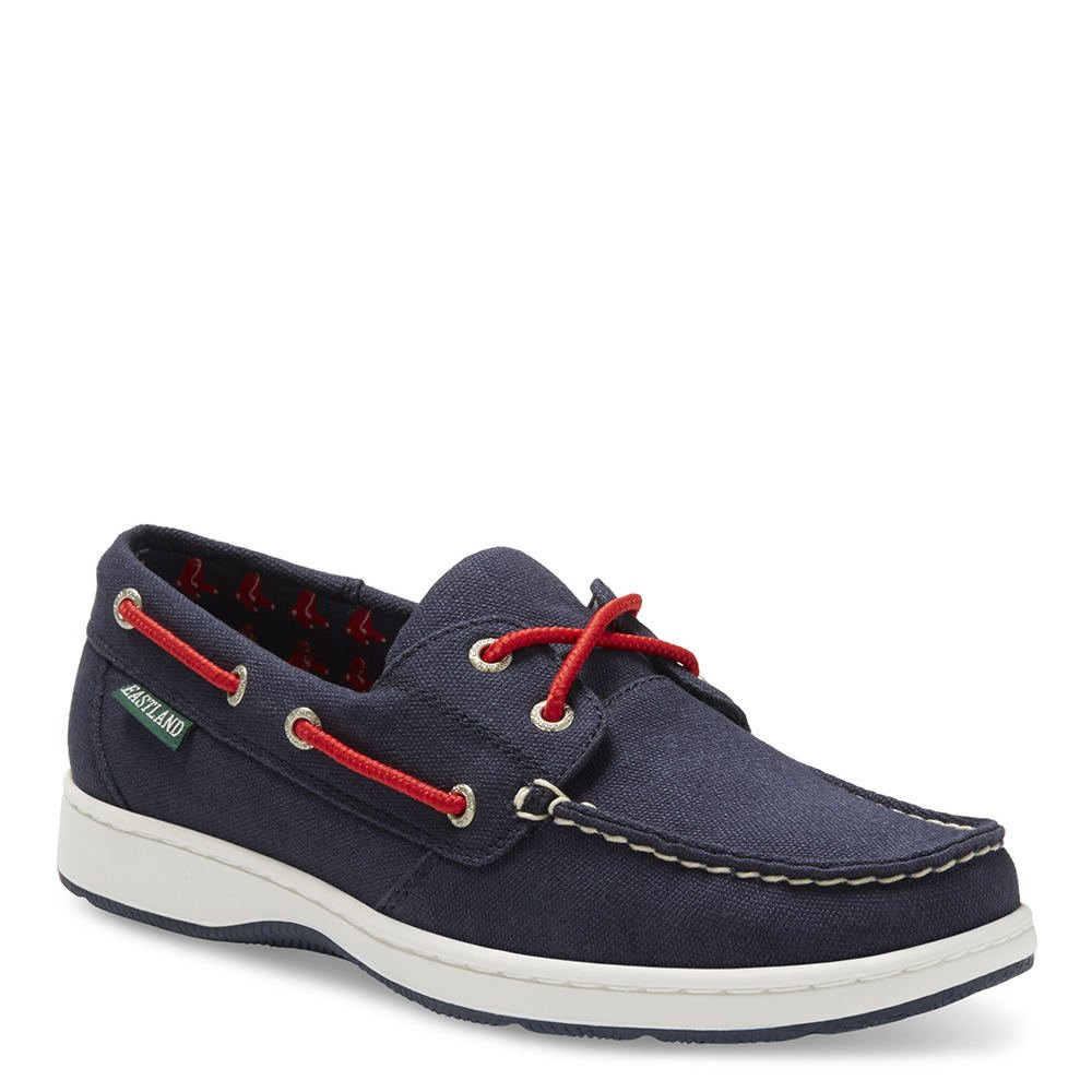 Eastland Solstice MLB Women's Oxford 9 B(M) US Boston Red Sox-Navy