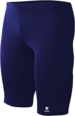 TYR Solid Male Jammer-A
