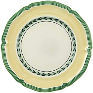 Villeroy & Boch French Garden Vienne Bread & Butter Plate, 6.5 in, White/Multicolored
