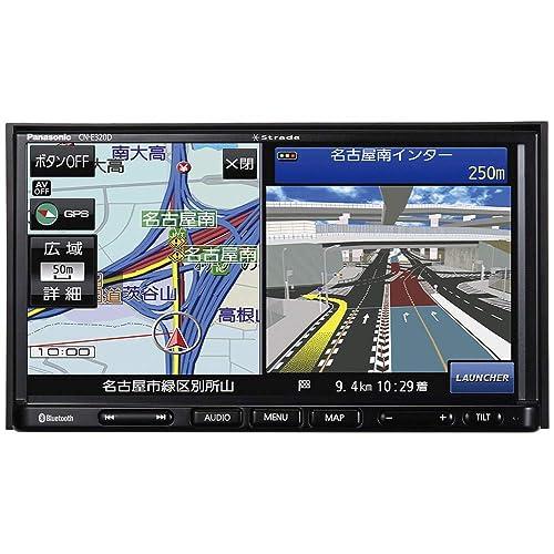 パナソニック ストラーダ 7インチ SSDカーナビステーションCN-E320D