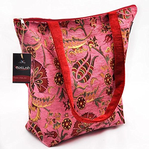 Bohemian Handmade Turkish Kilim Women Hand Bag
