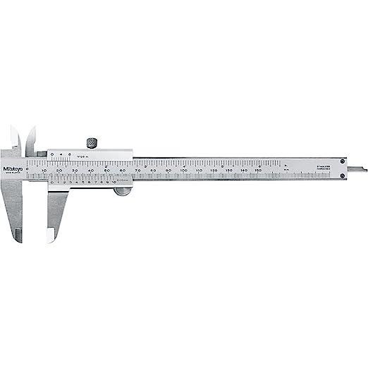 carbon steel Range 0-500mm Jaw 120mm MeterTo Precision Vernier Depth Caliper Gauge