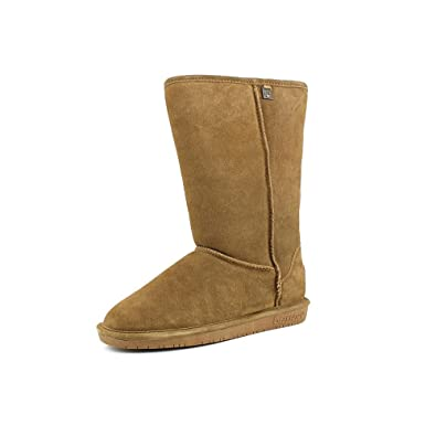Amazon.com: Bearpaw Womens Bianca Tall botas de invierno ...