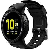 Spigen Compatible for Samsung Galaxy Watch Active 2 44mm Case Rugged Armor Pro - Black