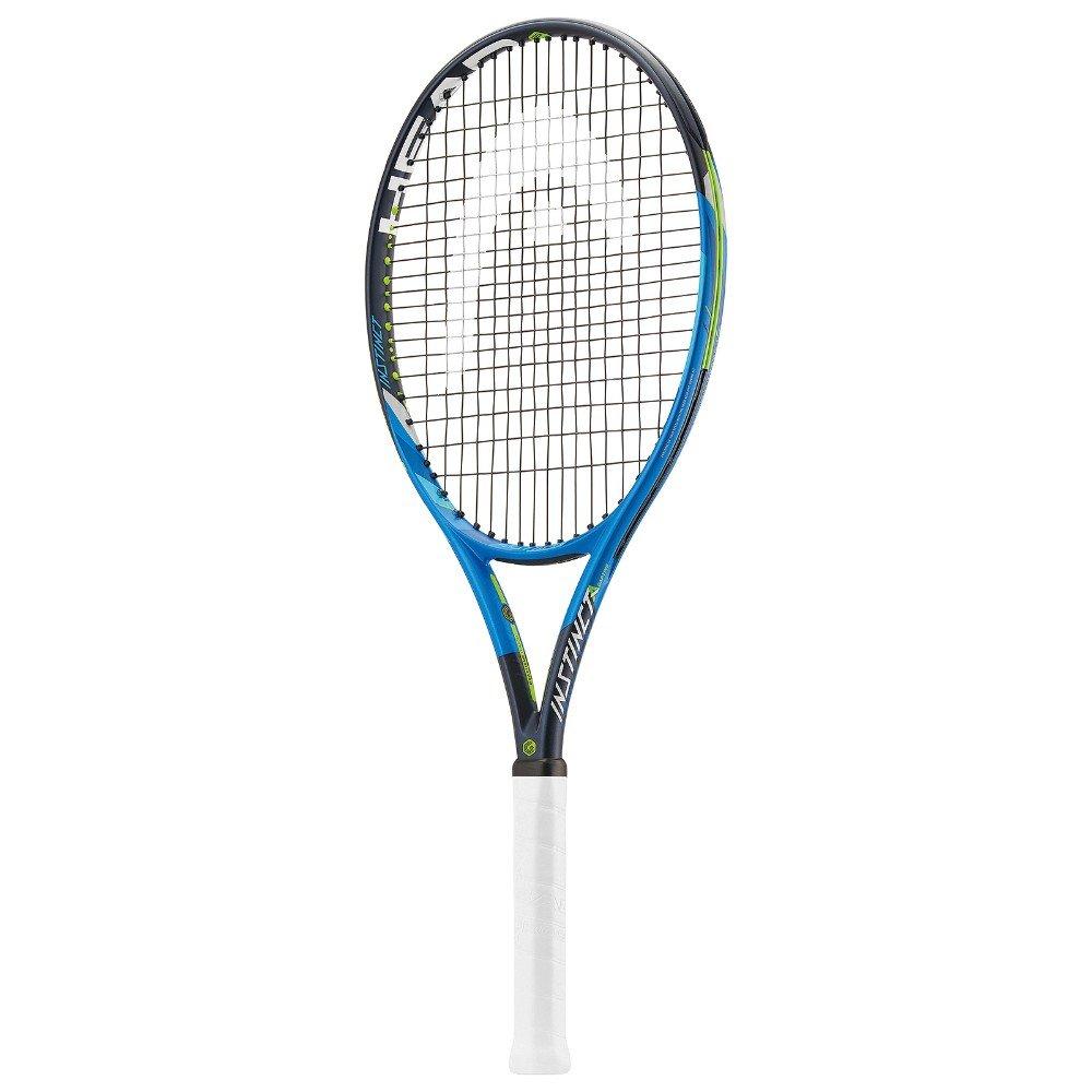 HEAD Tennisschläger Graphene Touch Instinct Apaptive - unbesaitet B01NAV6W9W Tennisschlger Moderne Technologie