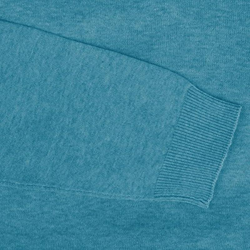 hemmy męski sweter uni, modny i ponadczasowy sweter Basic z okrągłym dekoltem oraz dostępny w wielu rozmiarach: Odzież