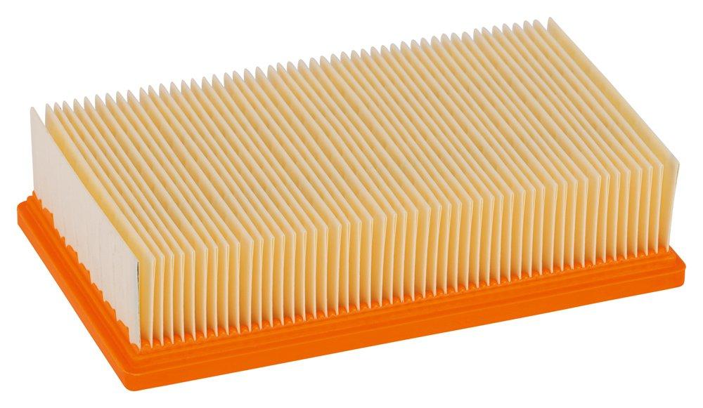 Bosch Professional 2607432033 Filtro a Soffietto, Cellulosa, per GAS 35 L AFC, GAS 35 L SFC+, GAS 35 M AFC, GAS 55 M AFC