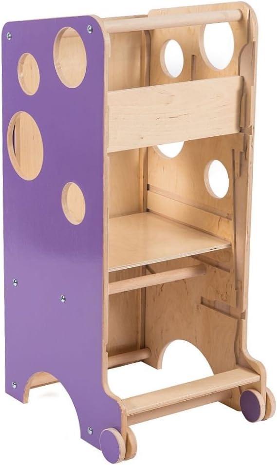 Torre de aprendizaje Leea: Amazon.es: Juguetes y juegos