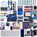 Elegoo UNO R3 Project Complete Starter Kit with Tutorial for Arduino UNO (63 Items)