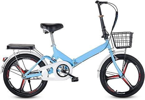 16 Pulgadas 20 Pulgadas Bicicleta Plegable Material De Acero Al ...
