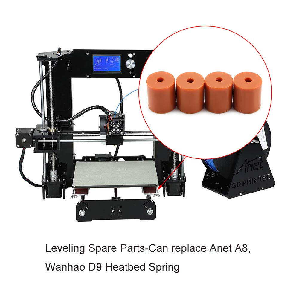 FYSETC Impresora 3D climatizada cama nivelación de silicona ...