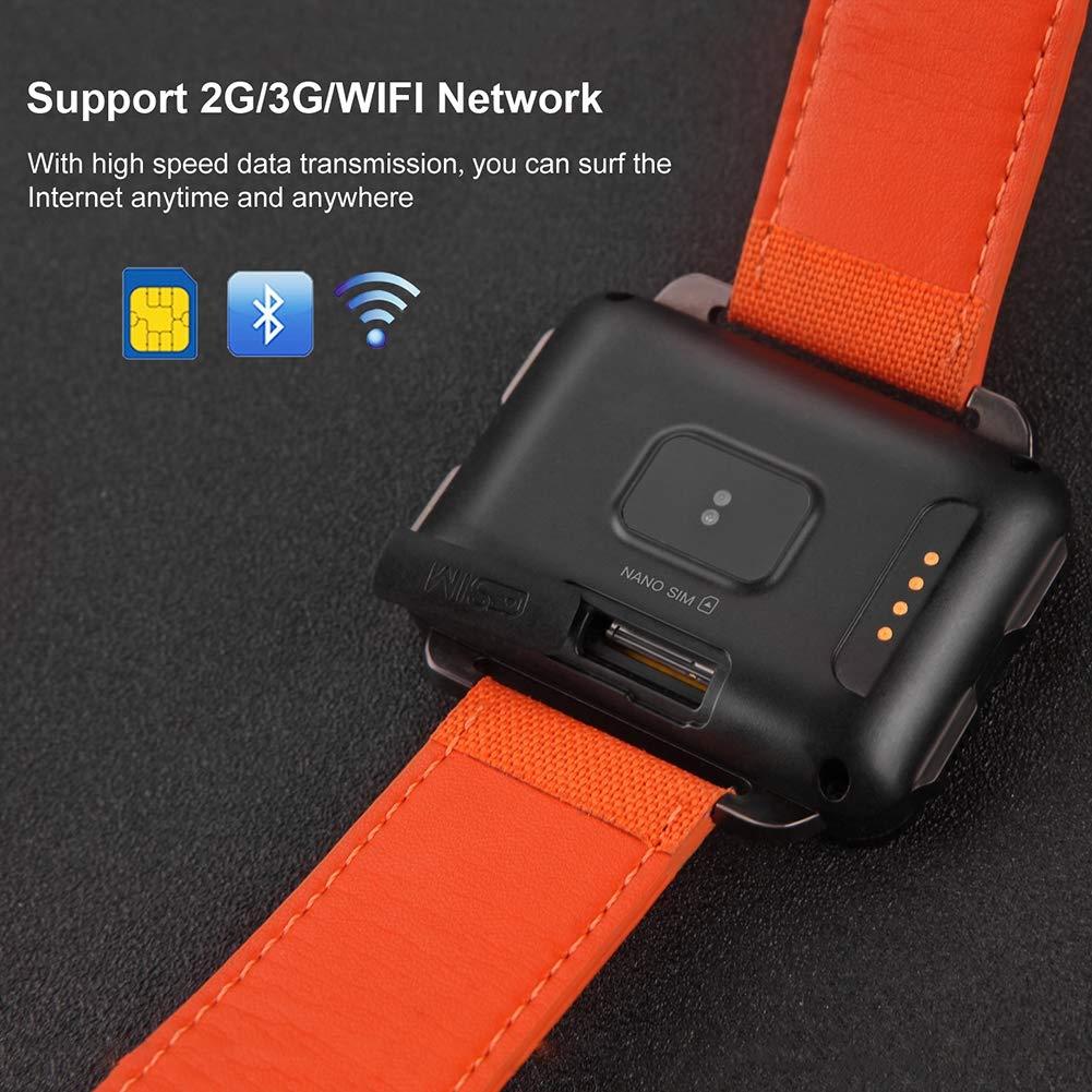 Active Bluetooth Smart Watch Rastreador de Ejercicios, Frecuencia ...