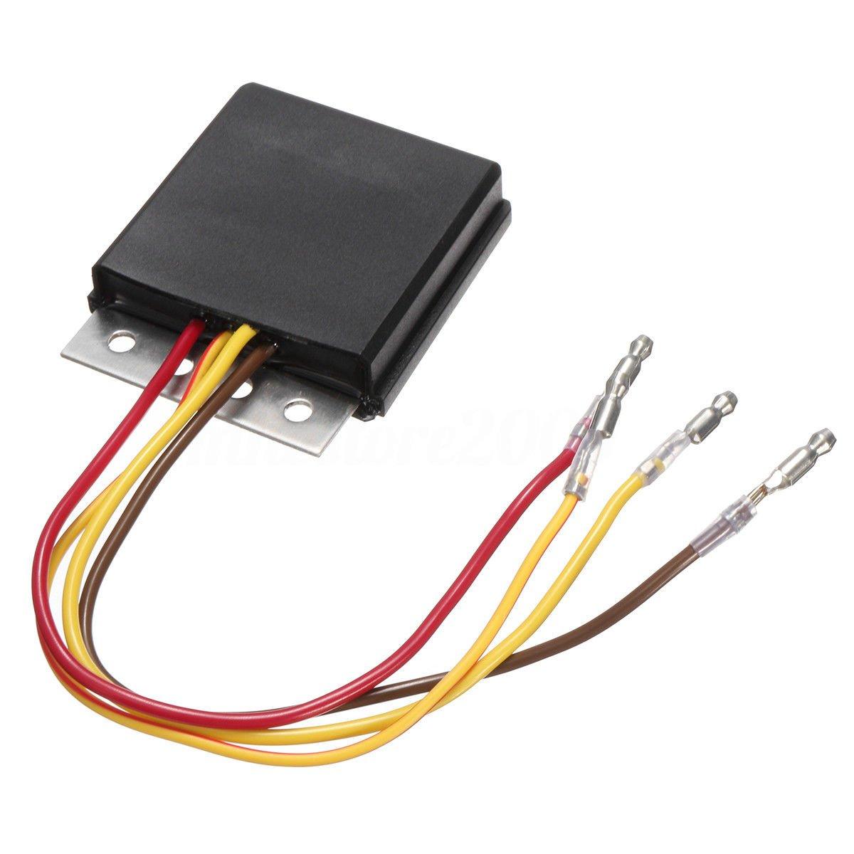 amazon com: li bai voltage rectifier regulator for atv polaris ranger 500  98-03 4060173 2203636 1998-2002 polaris sportsman 500 ho pse rse duse  freedom atv: