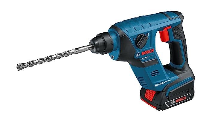 Testbericht Bosch Bohrhammer GBH 18 V-LI Compact