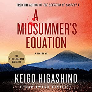 A Midsummer's Equation Audiobook