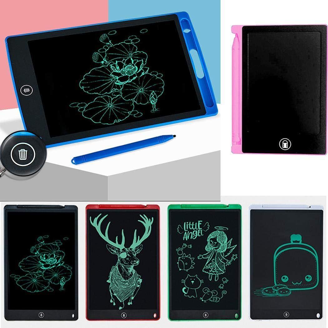 pour Enfants,Bureau,/école,Maison Ardoise Magique effa/çable Tableau Doodle Pad vobome LCD Tablette D/écriture 8.5 Pouces LCD /Écriture Tablette Dessin /électronique Jouets /Éducatif
