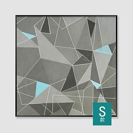 Geometric Abstract Art Minimalist