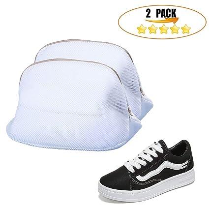 Lidasen Premium Laundry Mesh Bag para zapatos-Pack de 2 ...