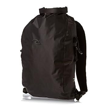 RIP CURL Welded Backpack Mochila, Black, 315 x 15 x 50 cm: Amazon.es: Deportes y aire libre