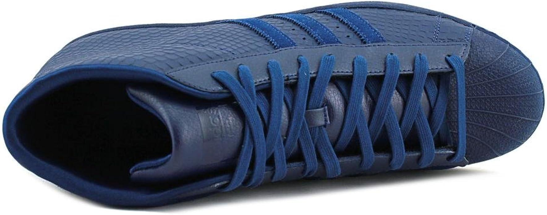 Adidas Pro Model Men US 12 Blue