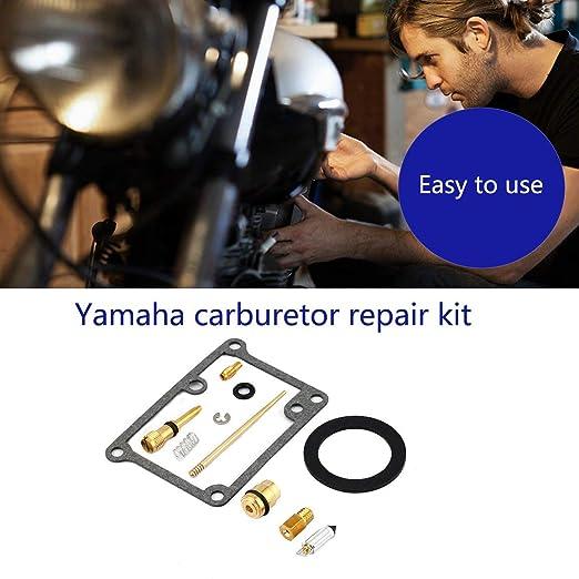 Juego de piezas de reparación de carburador/carburador para Yamaha Blaster 200 YFS200 (1988-2006) Juego de reparación de carburador: Amazon.es: Instrumentos ...