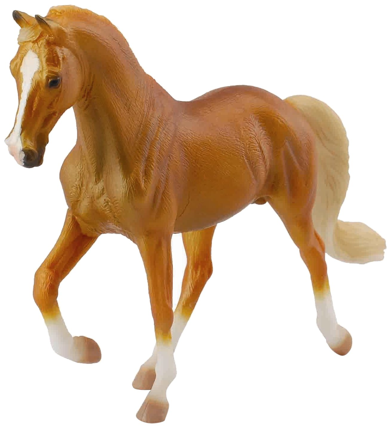 Collecta Tennessee Walking Horse Stallion Golden Palomino