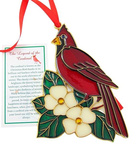 Amazon Com The Christmas Cardinal Charms Arts Crafts Sewing